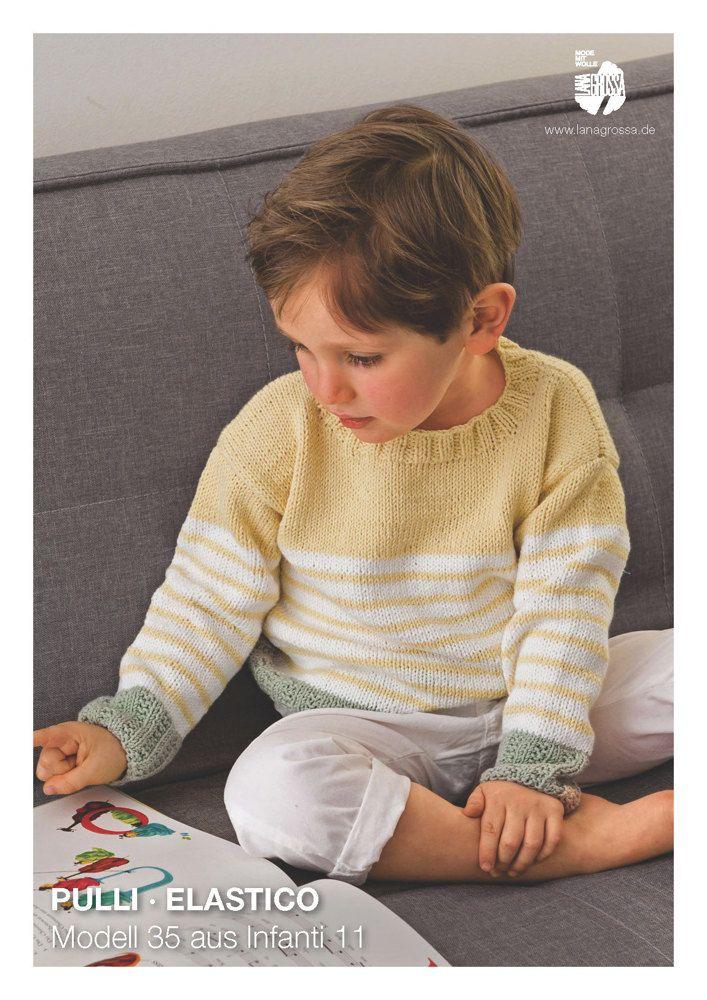Pulli in Lana Grossa Elastico Infanti11M35 PDF