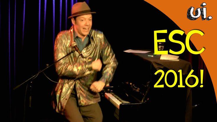 EUROVISION 2016: Comedy Song Contest - Schnelldurchlauf