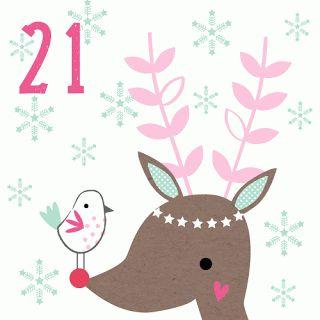 Advent Calendar Day 21 - Amy Underhill