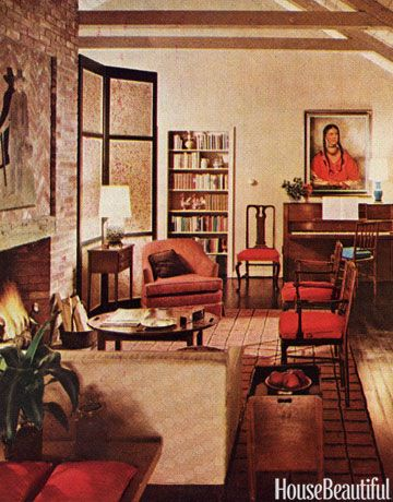 1960s living room 66 best images about 1960 s new york apartment on 10390