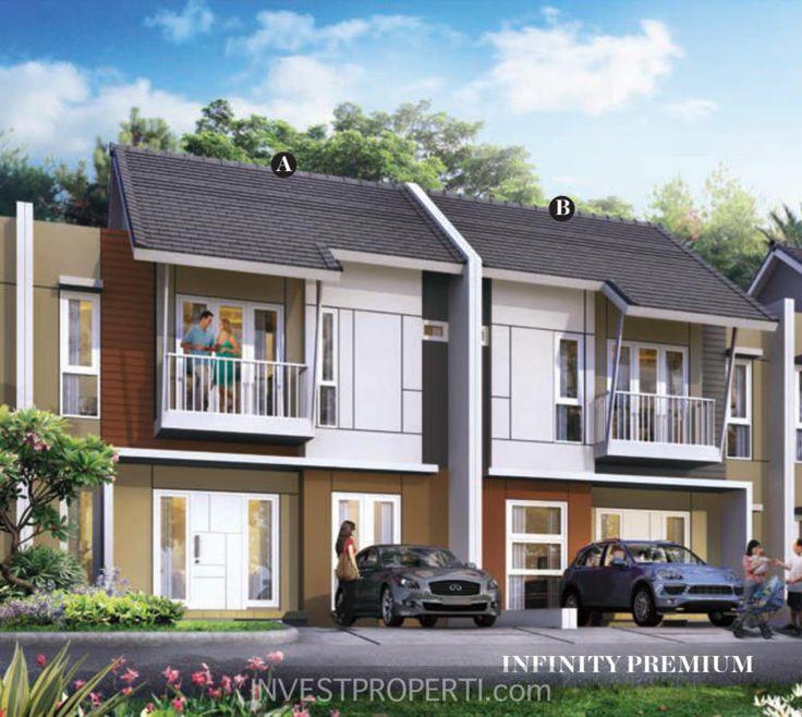 Rumah Cluster Avani Homes Summarecon Emerald Karawang tipe Infiity Premium. #avanihomes #summareconkarawang #avanihomes