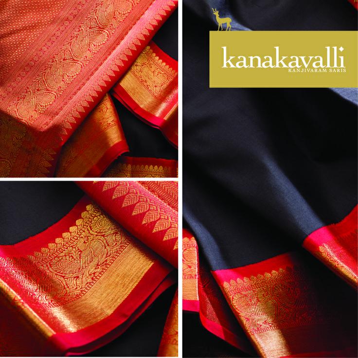 Colours of the Kanjivaram