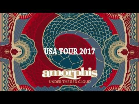 Amorphis starting north american tour 2017