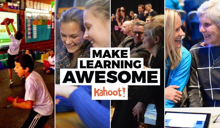 Kahoot! is a free game-based learning platform that makes it fun to learn–any subject, in any language, on any device, for all ages!