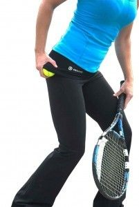Tennis Players - problem solved when you do not have pockets / Obiband - $25
