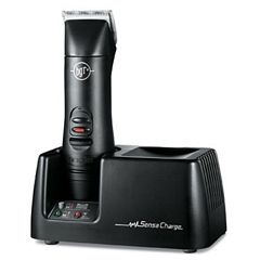 Andis BGR+ Cordless Clipper - This Andis model BGR+ Ceramic is a rechargeable clipper with a heavy duty professional motor. Equipped with a #000 Ceramic Edge blade set, charger base, battery pack and 7 attachment combs. 22 additional blade sets are available. #ABBS #Atlanta #barber #supplies #Andis #ceramic #BGR+ #clipper #cordless