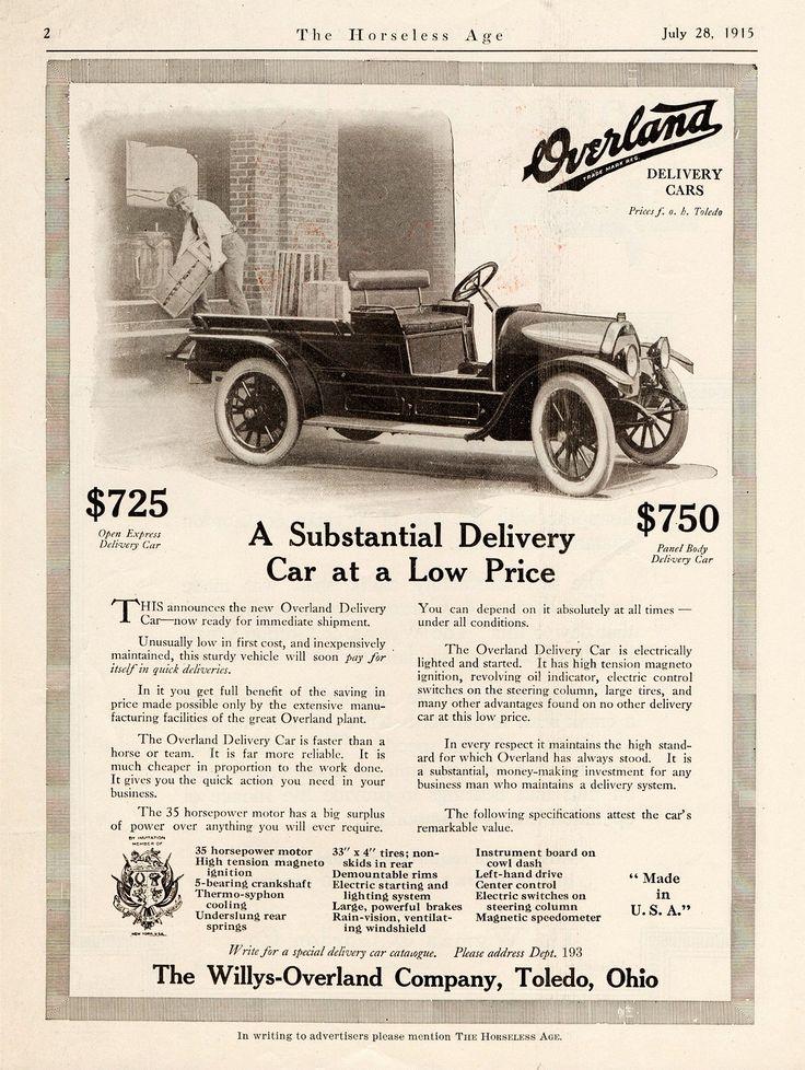 2399 best Vintage car ads images on Pinterest | Old school cars ...
