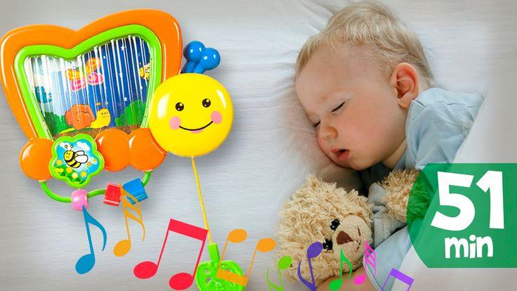 Música para hacer dormir bebés profundamente - Canción de Cuna para bebe...
