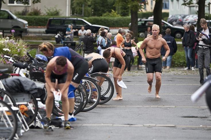 Kungsbacka triathlontävling
