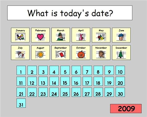 What is the date today