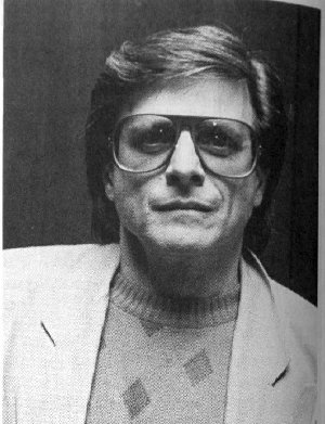 Harlan Ellison - Iconoclast, gadfly, social critic, madman... and quite possibly the finest American  short story writer of the last 50 years.
