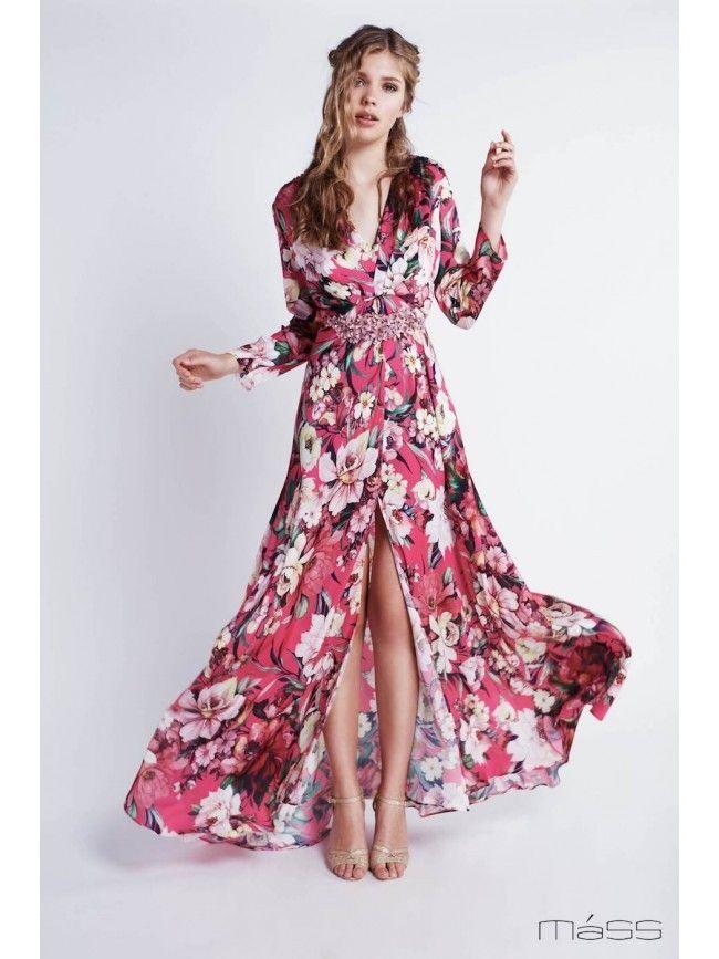 Mejores 259 imágenes de vestidos en Pinterest | Moda de mujer ...