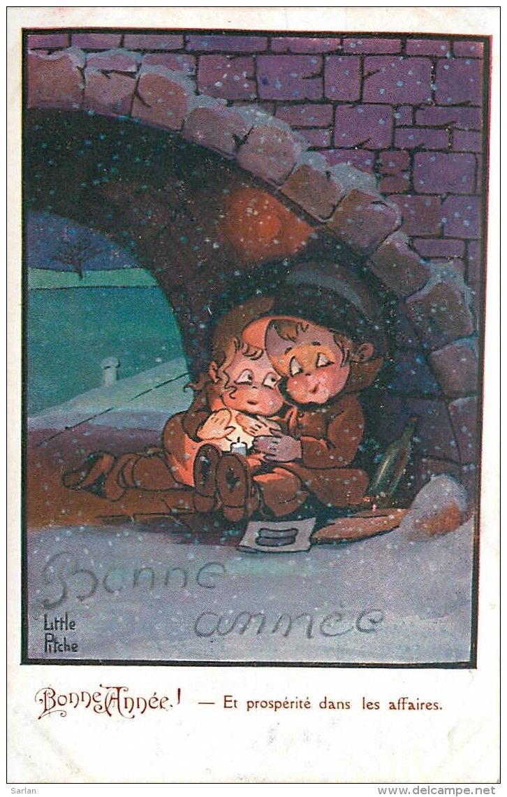 Illustrateur Anglais , Little Pitche , Prosperité Dans Les Affaires , * 261 09 - Illustrateurs & Photographes