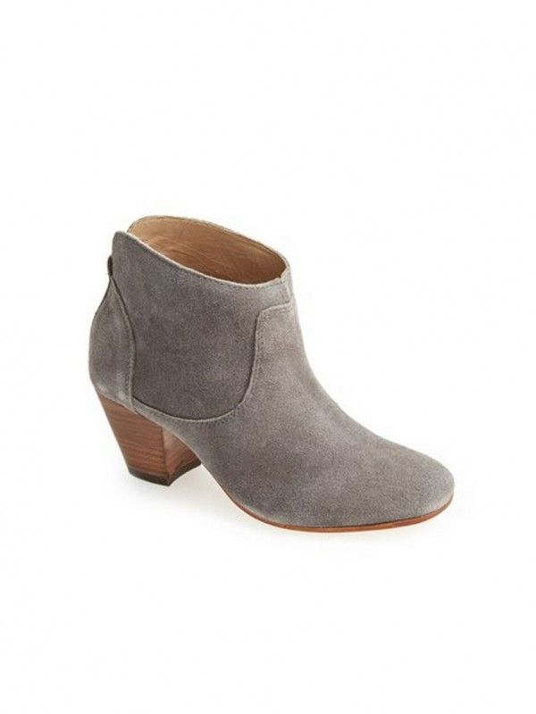 H by Hudson Kiver Suede Bootie