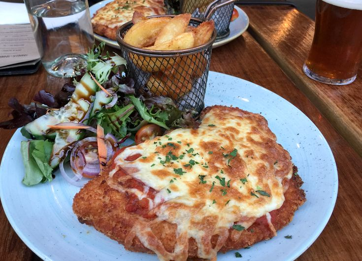 Chicken parma from TAP831, Docklands