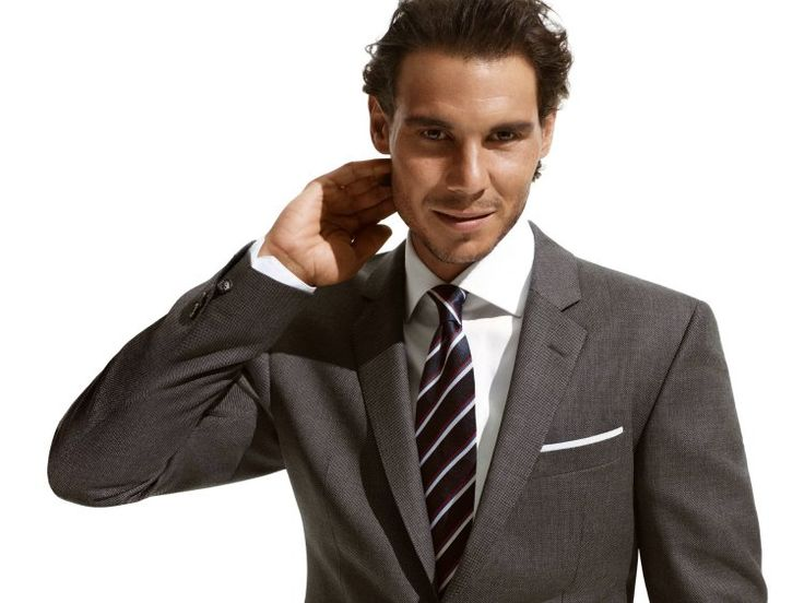 Daily Crush: Tommy Hilfiger Launch Affordable Flexible Suits With
