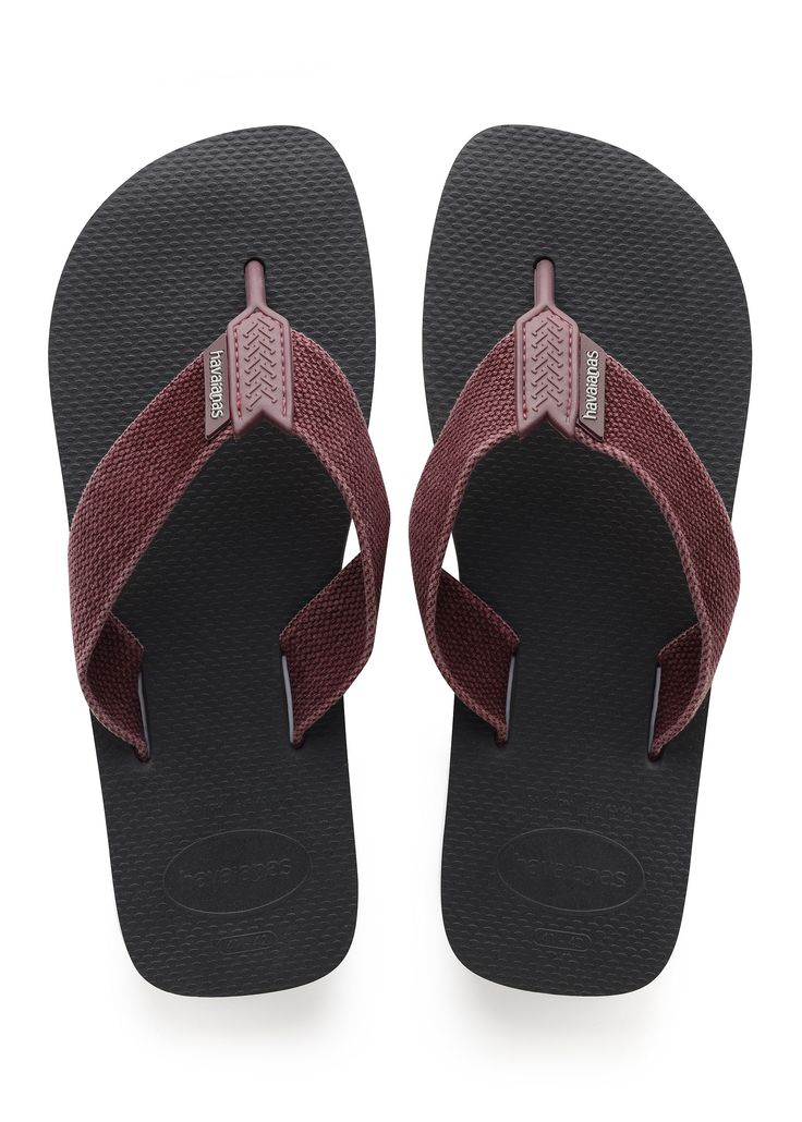 Havaianas Urban Basic Sandal Grey/Wine  Price From: 45,48 $CA