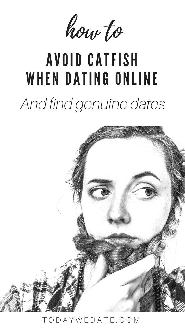 How to tell if a guy on dating sites is genuine