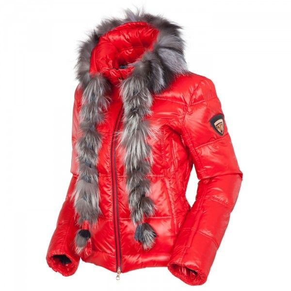 Veste doudoune ski femme Rossignol