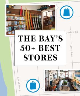 Top Shops! The 50  Best Boutiques In The Bay