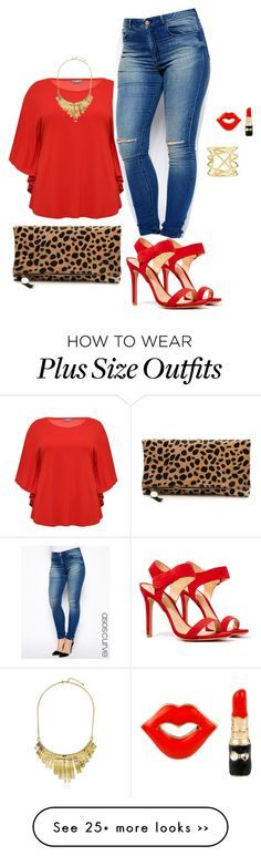 """plus size diva style"" by kristie-payne on Polyvore"