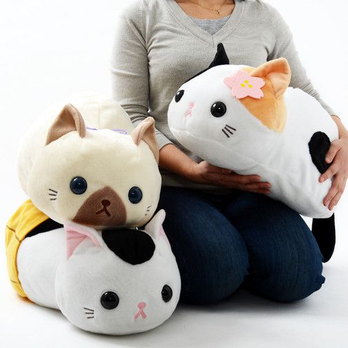 Tsuchineko Utage Plushies (Big)