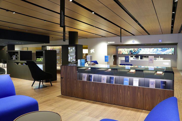 21 mejores im genes sobre oficina a en pinterest lugares for Oficines caixabank
