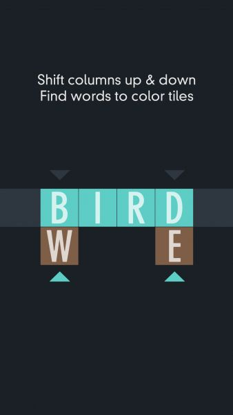 TypeShift is what happens when you combine anagrams, word searches, and crosswords into one delighful game.