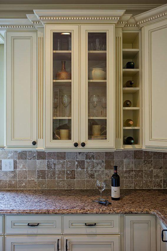 Vintage White - Discount RTA Kitchen Cabinets - Kitchen Cabinets from In Stock Kitchens - Vintage White - Discount RTA Kitchen Cabinets