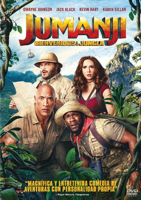 Pin By Biblioteca De Navarra Nafarr On Novedades Peliculas Adultos Junio 2018 Welcome To The Jungle Jumanji Movie Jungle