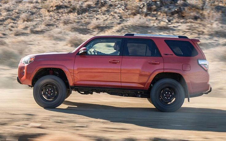TOYOTA 4RUNNER  | 2015 Toyota 4Runner Redesign Announced