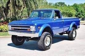 1968 chevy c10
