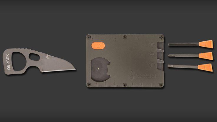 Gerber Bear Grylls Card Tool | Covet | OutsideOnline.com