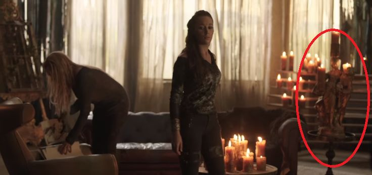 can we also talk about these gay ass lesbian candle holders lexa ...