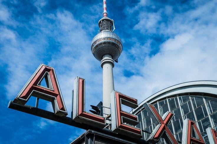 Alex-Fernsehturm (CC BY-NC-ND)