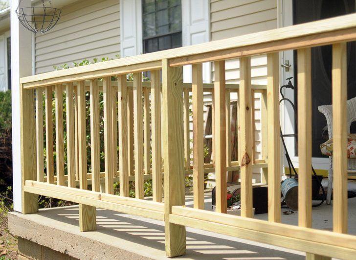 Charming Cheap Porch Railing Ideas Front Railings Horizontal Deck