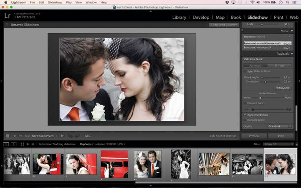 Show off your best images as asuper-slick slideshow with this simple-to-use Lightroom feature There's an art to making a good slideshow – and it's not jus