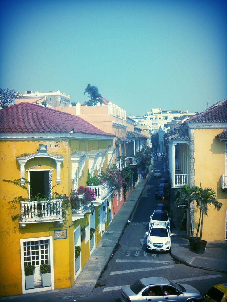 #Cartagena #Kolumbien #Reisen #Kolonialstadt