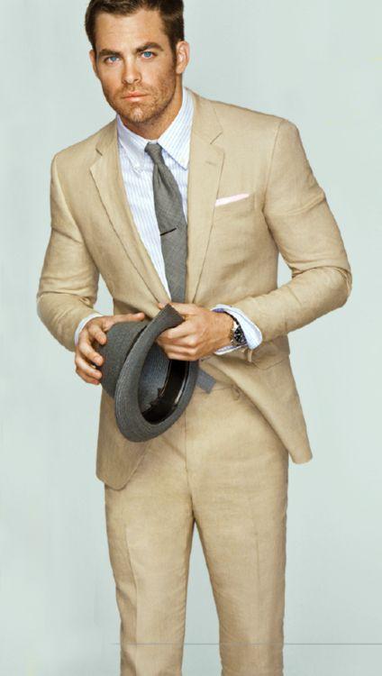 Chris Pine-my husband's celebrity look alike