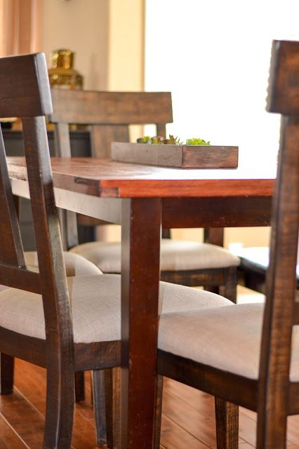 Best 25+ Plank Table Ideas On Pinterest | Kitchen Farm Table, Dining Tables  And Farm Tables