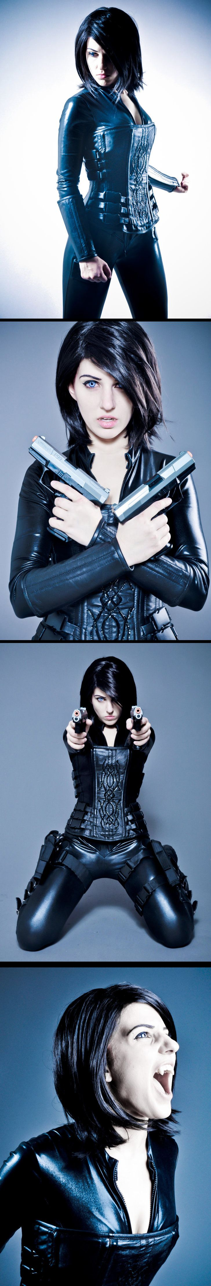 Selene #cosplay - Underworld (Click to see entire Photoshoot.)