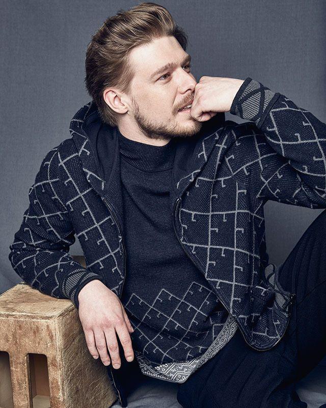 Лучшие молодые актеры России примеряют Giorgio Armani