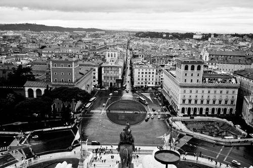 Классический старинные классический рим городской пейзаж картина маслом на холсте современной настенной росписи, Бесплатная доставка