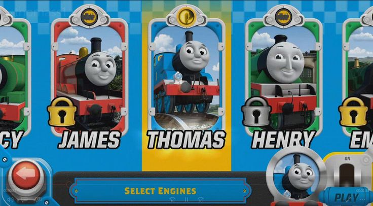 Thomas And Friends Race On Tidmouth in Winter All Episode #1