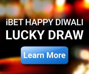 Win Fabulous Prize DIWALI Lucky Draw in iBET Online Cas…  http://casino588.com/promotion/ibet-promotions/win-fabulous-prize-diwali-lucky-draw-in-ibet-online-casino