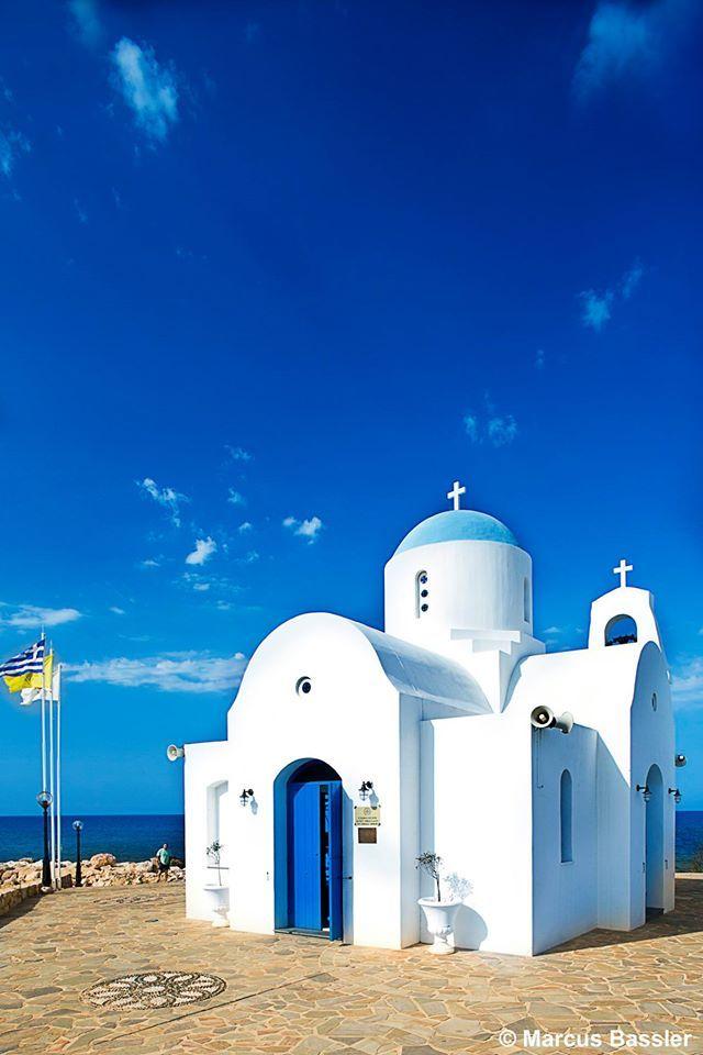 Cyprus Protaras Agios Nicolaos chapel