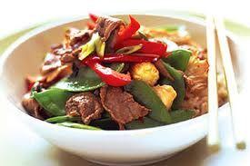 Beef & Vegetable Stir Fry