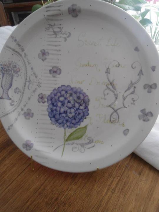 plato de hortensias diseño juan pablo repetto