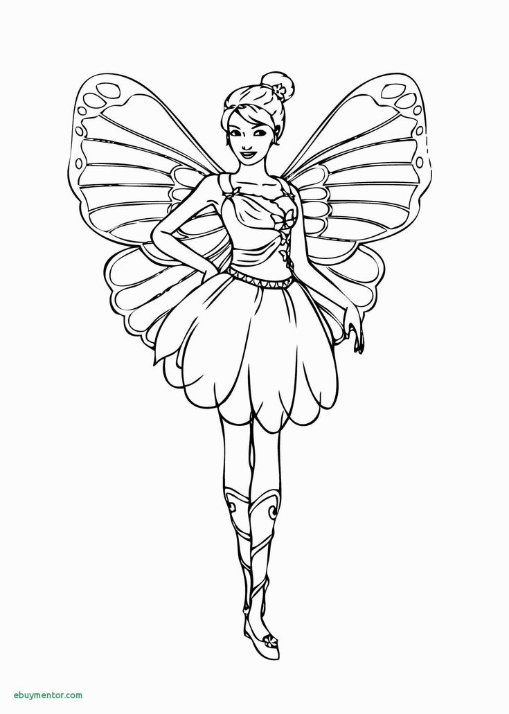 Hello Kitty Fairy Coloring Pages – Coloring Pages in 2020 ...