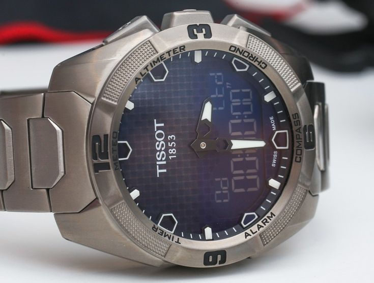 Tissot T-Touch Expert Solar Watch Hands-On